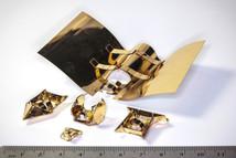В МТИ создали многофункционального оригами-робота со сменными экзоскелетами