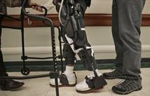 Министерство обороны РФ профинансирует разработки по созданию тяжелых экзоскелетов и искусственного интеллекта для гусеничных роботов