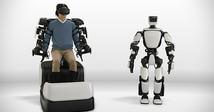 Toyota представила гуманоидного робота с экзоскелетным управлением
